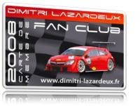 Dimitri Lazardeux - Pilote automobile - Site officiel