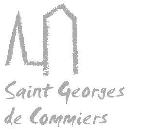 Commune de saint georges de commiers commune is re for Maison saint georges de commiers