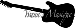 Yvann's Musique - Vente de Guitares en ligne