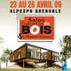 Salon du bois à Grenoble, salon Alpexpo