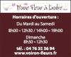 Fleuriste sur Voiron, D'une fleur à l'autre : vente de fleurs