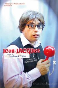Jean-lou de tapia : spectacle comique, humoriste francais, one man show