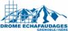 Location d'echafaudaudage à Grenoble-Savoie -Haute-Savoie